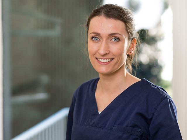 Ärztin Karoline Preuße